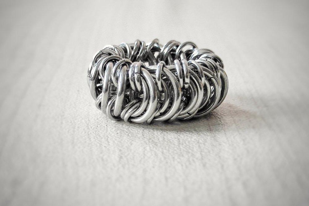 пръстени от стомана