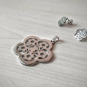 Комплект от стомана Горски цветя