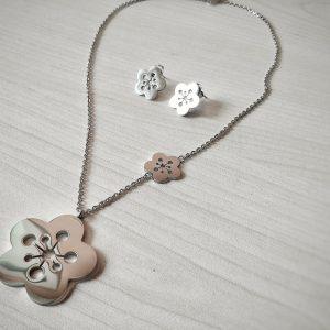 Комплект от стомана Венец от цветя