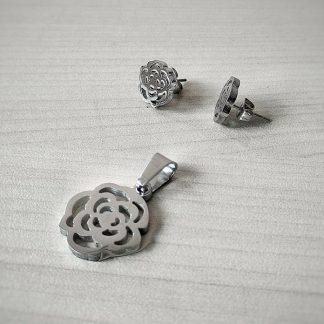 Комплект от стомана Роза