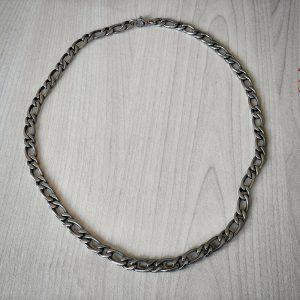 Мъжки стоманен ланец 56 см