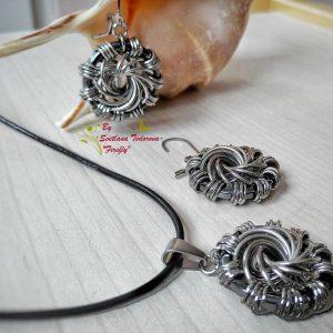 Ръчно изработен комплект Мароканска роза