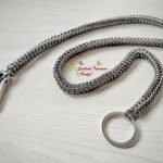 Ръчно изработена верига за панталон от стомана Балис