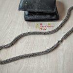 Ръчно изработен ланец от медицинска стомана Балис