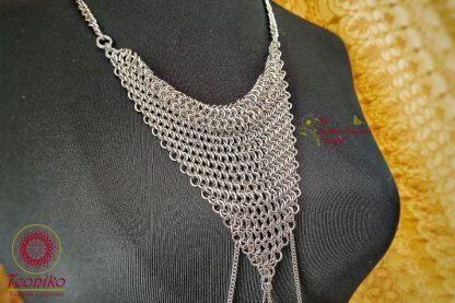 Секси аксесоар за тяло ръчна изработка Нефертити