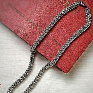 Ръчно изработен ланец от стомана Персия